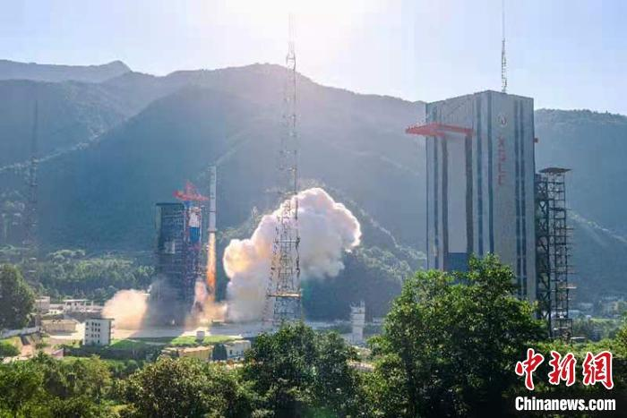星辉注册:中国成功发射遥感三十号10组卫星(图2)
